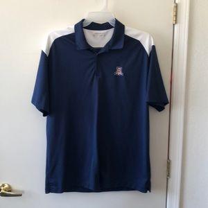 Nike Golf Polo University of Arizona size XL GUC